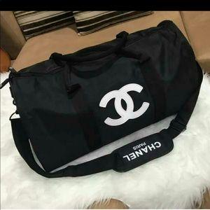 Authentic Chanel VIP Duffel
